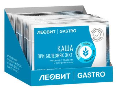 Леовит Gastro Каша при болезнях ЖКТ