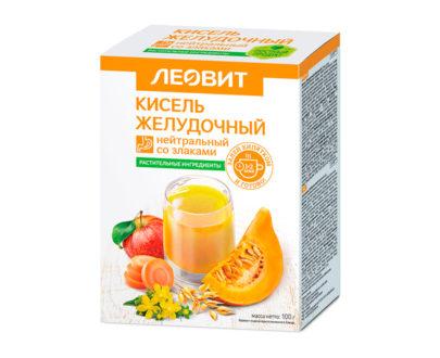 Леовит Кисель Желудочный нейтральный