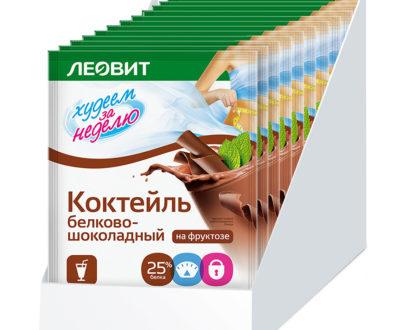 Леовит Коктейль белково-шоколадный