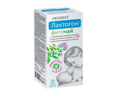 Леовит Фиточай Лактогон